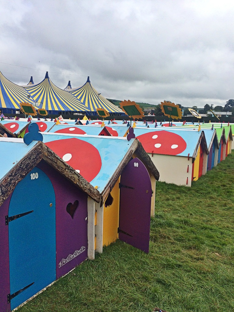 Boutique Camping At Electric Picnic Yellowpolkadotbikini